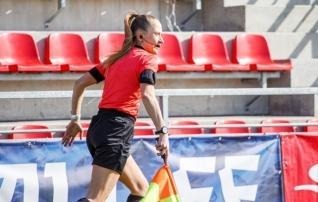 Eesti abikohtunik, delegaat ja korraldusjuht on ametis eurosarja mängudel