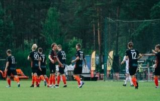Peatreeneri värav vormistas Nõmme Unitedi rekordvõidu ja kurvastas Tammekat nädalavahetuse jooksul teistki korda