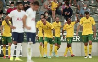 Uhke! Paskotši tegi eurosarjas Tottenhami esindusvõistkonna eest ametliku debüüdi  (+teised tulemused)