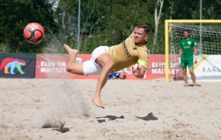 VAATA JÄRELE: Coolbeti rannaliiga otsustavad lahingud Pärnu rannas