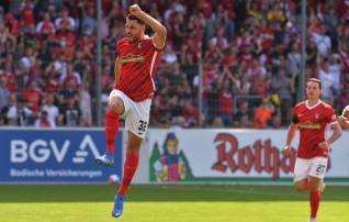 Freiburg andis ilusa karistuslöögi abil Rose juhendatavale Dortmundile esimese kaotuse