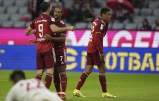 Kölnist raskustega jagu saanud Bayern tegi Euroopa tippliigade rekordi