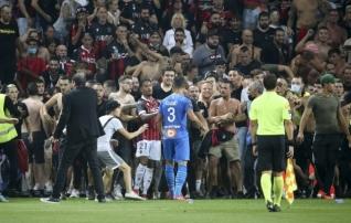 Nice'ilt võeti punkt vähemaks, Marseille'le jagus samuti karistusi