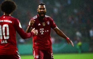 Kahe planeedi kohtumine: Bayern klohmis viienda liiga klubi tosina väravaga