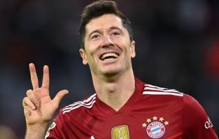 Lewandowski kergitas Mülleri mälestuseks taas kübarat, aga esikohast jäi üks värav puudu  (rekord ka Neuerilt!)