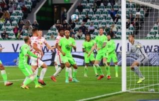 Leipzig ei saa end ikka veel käima, Wolfsburg juhib Bundesligat täiseduga