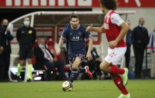 Vahetusest sekkunud Messi tegi debüüdi, PSG jätkab täiseduga