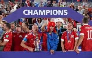 Rannajalgpalli maailmameistriks krooniti Venemaa