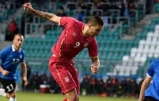 Serbia püsib väravamasina Mitrovici vedamisel Portugali tempos