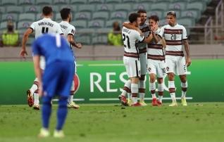 Pole Ronaldot, pole probleemi: kõik ründeliini mängijad sahistasid ja Portugal võitis