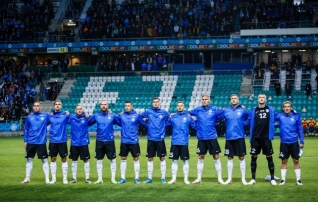 Eesti tänasest koosseisust jäävad välja Tamm ja Kallaste  (selge ka Walesi koosseis!)