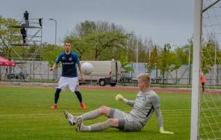 812 Premium liiga mängule toetunud Tartu legendide klubi alistas karikasarjas Nõmme noored