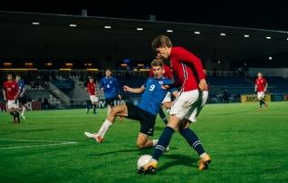 Luup peale | Latid kolisevad, aga U21 koondise väravaneedus ei lõppe