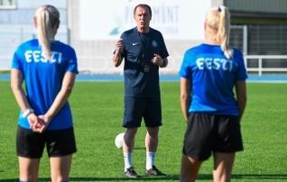 Eesti naiste koondis alustab MM-valiksarja, koosseisus viis võimalikku debütanti