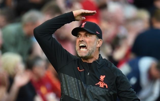 Liverpooli peatreener Jürgen Klopp. Foto: Scanpix / Reuters / Peter Bowell