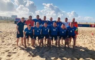 Eesti rannakoondis sai suure võidu ja mängib laupäeval finaalikoha nimel