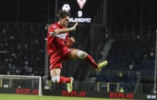 Peaaegu Atleticosse kolinud serblane jätkab võimsas hoos ning kukutas mullused pronksmedalistid