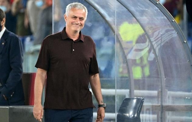 Jose Mourinho. Foto: Scanpix / Vincenzo Pinto / AFP