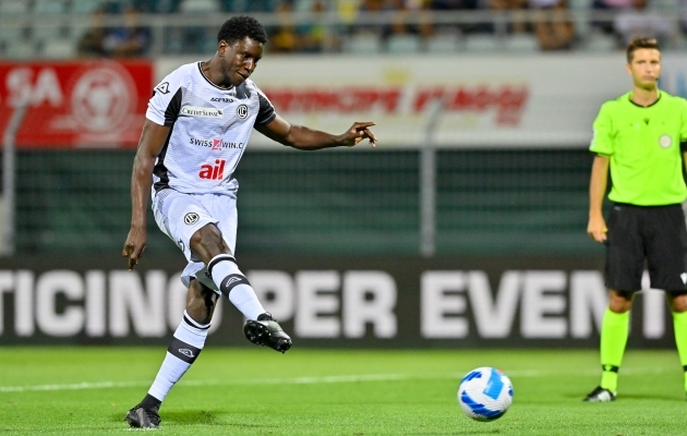 Demba Ba. Foto: Scanpix / Cristiano Mazzi / Sport Press Photo via ZUMA Press