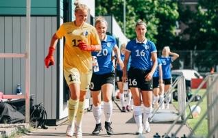 Tüdrukute U19 koondis võõrustab sel nädalal kaks korda Fääri saari