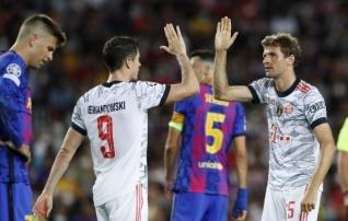 Luup peale | Barcelona proovis häbi maha pesta, aga Bayerni masinavärk toimis ideaalilähedaselt