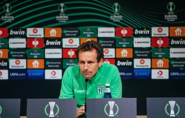 FC Flora kapten Konstantin Vassiljev. Foto: Catherine Kõrtsmik
