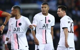 Pochettino keelas omadele vähimagi rõõmu, sest mängu eel Messilt halastust palunud Brugge kurvastas PSG-d