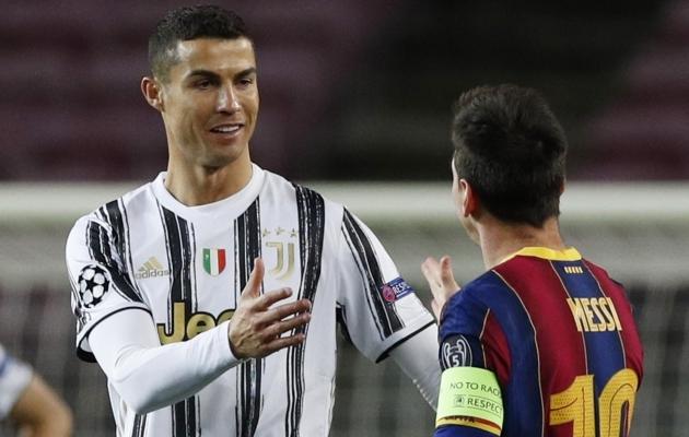 Kui Ronaldo ja Messi finaalis kohtuksid, siis see oleks väga südamlik