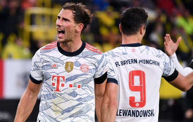 Bayerni raudvara pikendas klubiga lepingut
