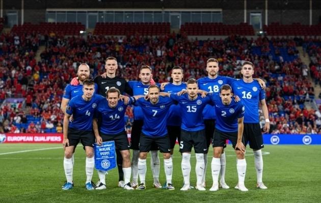 Eesti koondis langes FIFA edetabelis Liibüa selja taha