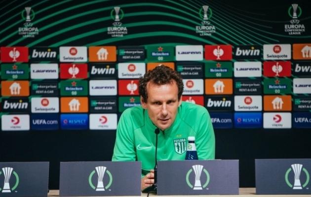 Vassiljev: kui suutsime kaitsjaid surve alla panna, siis nad mängisid lihtsalt pikka palli ja kui sul on ees kolm sellist torni, kes saavad palli omaks, siis ...