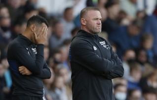 Enam ei päästa isegi Rooney: eestlastele südamesse pugenud legendaarne Derby County vaagub hinge