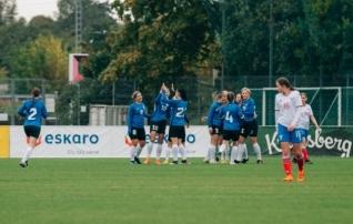 Kapteni viimase minuti värav andis Eesti neidudele Fääri saarte vastu nädala teise võidu