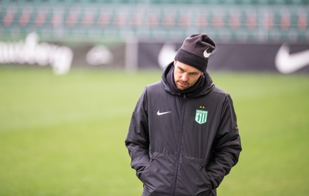 Jürgen Henn. Foto: Jana Pipar / jalgpall.ee
