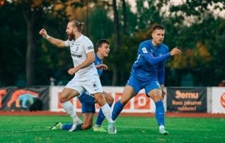 VAATA JÄRELE: Paide otsustas Tartus mängu viie väravaga esimesel poolajal