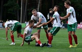 VAATA JÄRELE: Levadia logiseva kaitse vastu võidu välja timminud Elva tegi suure sammu püsimajäämise suunas
