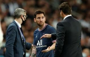 Uued pöörded: Pochettino vahetas Messi hoopis vigastuse tõttu välja