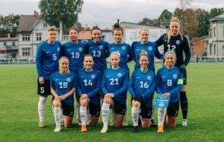 TÄNA OTSEPILT: Eesti naiskond võõrustab MM-valikmängus tugevat Walesi  (kell 20!)