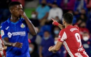 Oblak ehitas endale värava, aga Suarez tassis Atletico napi ja magusa võiduni
