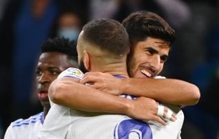 Suurejooneline väravatesadu Santiago Bernabeul: Benzema ja Asensio kirjutasid oma nimed ajalukku