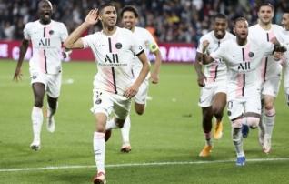 Messita mänginud PSG pääses väga napilt, valitsev meister sai kirja teise võidu