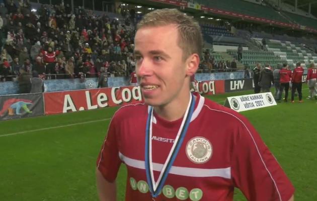 Oliver Karlson. Foto: Soccernet.ee