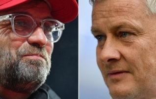 Solskjaeri meelest on Klopp süüdi, et Manchester United nii vähe penalteid saab