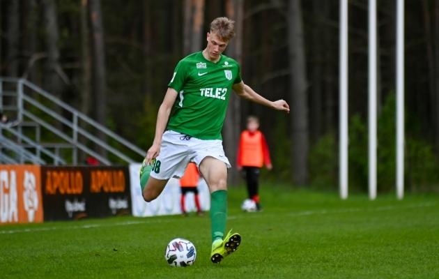 Andreas Kiivit. Foto: Liisi Troska / jalgpall.ee