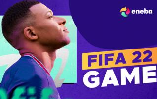 Uus FIFA 22 on siin! Osta see odavalt Eneba kaudu