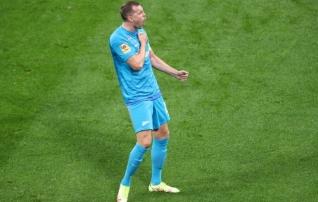 Zenit pääses napilt, Krasnodar võitis üheksakesi ning Lokomotiv mängis järjekordselt viiki