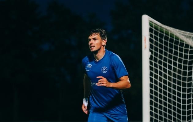 248 Premium liiga mängu ja 19 väravat hiljem lahkub Andre Paju Tammekast. Foto: Liisi Trosk / jalgpall.ee