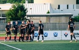 Viimsi ja Laagri kaotasid Esiliiga B-s punkte, lähirivaal FC Tallinn sai Hiiul suure võidu