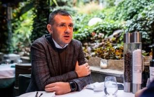 Intervjuu | Aleksandar Rogic: olen Levadias tehtud töö üle väga uhke