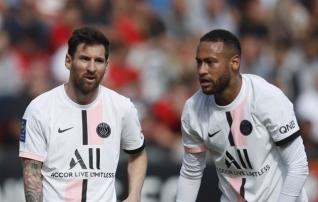Šokk: PSG staarid jäid nullile ja Messi sai Prantsusmaa kõrgliigas esimese kaotuse